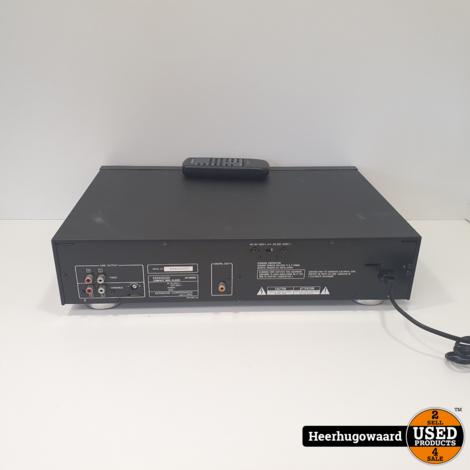 Kenwood DP-880SG CD Speler in Goede Staat Incl. AB