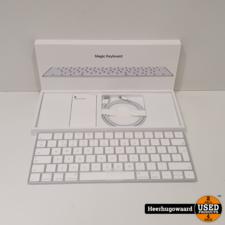 Apple Magic Keyboard A1644 ZGAN Compleet in Doos
