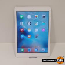 iPad Air 1 16GB Silver Wifi in Nette Staat