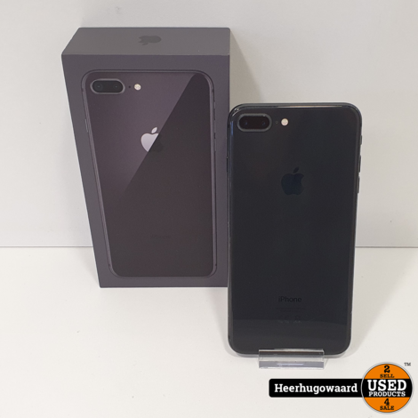 iPhone 8 Plus 64GB Space Gray in Nette Staat