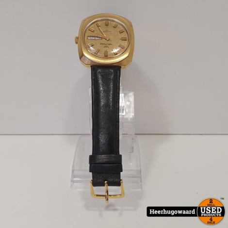 Waltham Automatic 17 Incabloc Vintage Horloge in Zeer Goede Staat