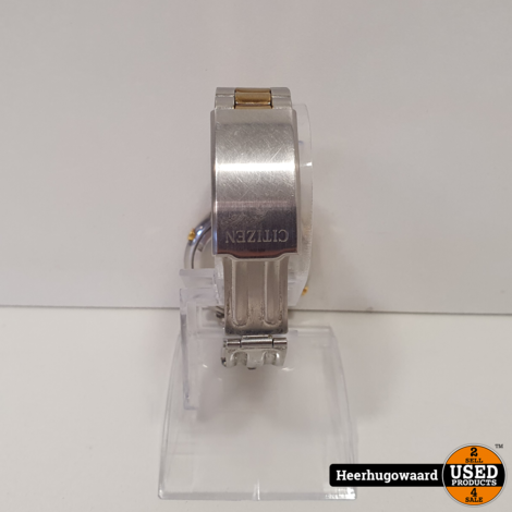 Citizen WR-100 GN-4-S Vintage Chronograaf Horloge in Goede Staat