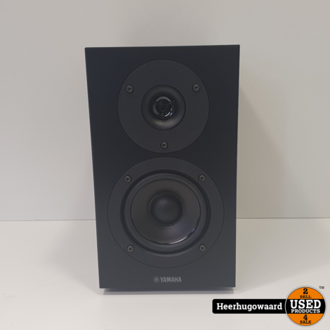 Yamaha MCR-N470D Pianocraft Stereo Set DAB Airplay Compleet in Nieuwstaat