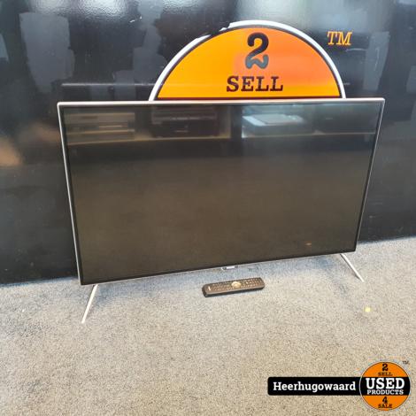 Philips 43PUK7100/12 43'' 4K Ultra HD Smart TV Ambilight in Nette Staat
