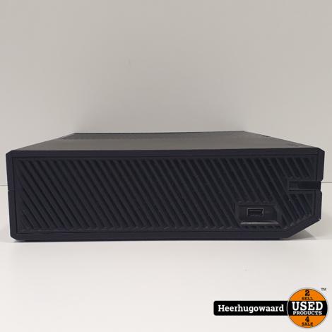 Xbox One Phat 500GB Zwart Compleet in Goede Staat