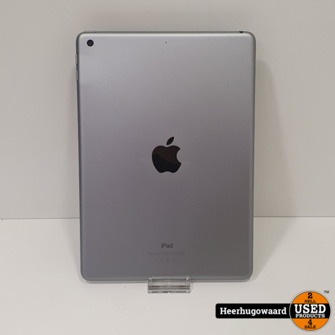 iPad 2018 (6th Gen) 32GB Wifi Space Gray in Zeer Nette Staat