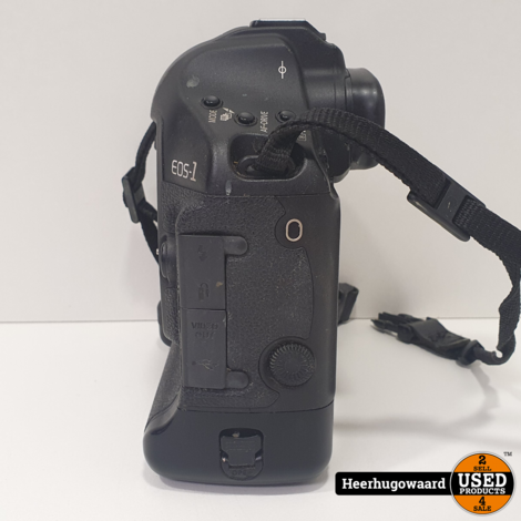 Canon EOS 1Ds Mark III incl. Oplader in Goede Staat