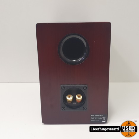 Philips MCM772 2.1 Micro Hi-Fi Systeem in Nette Staat