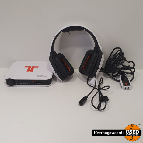 Tritton 720 Plus Surround Sound Headset voor PS3 / PS4