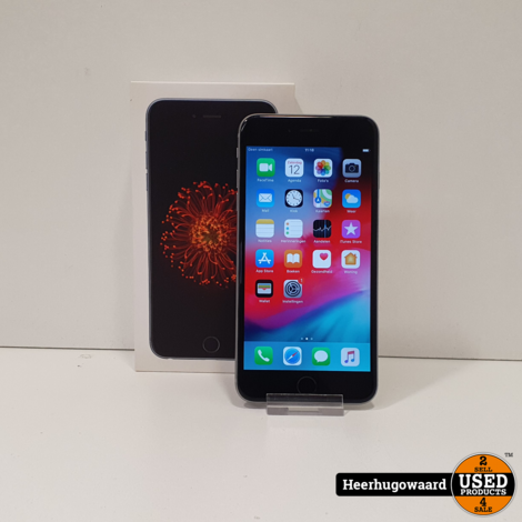 iPhone 6 Plus 16GB Space Gray in Goede Staat