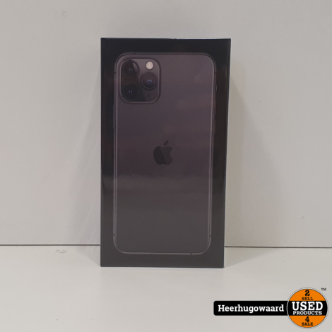 iPhone 11 Pro 64GB Space Gray Nieuw in Seal