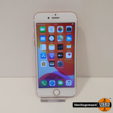 iPhone 7 32GB Rose Gold in Nette Staat - Accu 96%