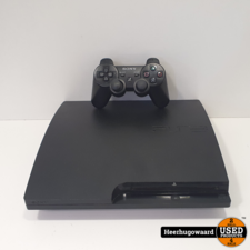 Playstation 3 Slim 160GB Compleet in Goede Staat