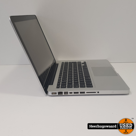 MacBook Pro 13'' Early 2011 in Goede Staat - i5 4GB 320GB HDD
