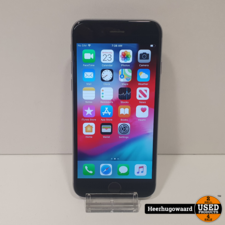 iPhone 6 64GB Space Gray incl. Lader in Nette Staat