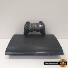 Playstation 3 Ultra Slim 500GB Compleet in Goede Staat