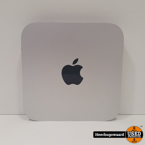 Apple Mac Mini Late 2014 in Goede Staat - i5 2,6GHz 8GB 1TB HDD