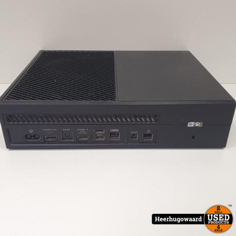 Xbox One Phat 500GB in Goede Staat (Zonder Controller)