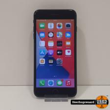 Apple iPhone 7 Plus 32GB Black in Zeer Nette Staat - Accu 84%