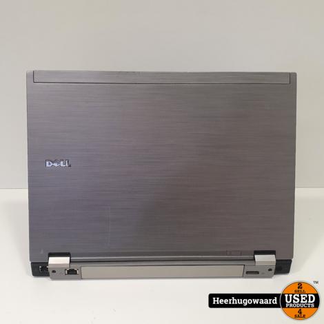 Dell Latitude E6410 15,6'' Laptop - i5-560M 4GB 320GB HDD