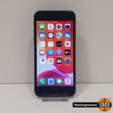 Apple iPhone 7 32GB Black in Nette Staat - Accu 100%