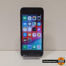 iPhone 5S 16GB Space Gray in Redelijke Staat