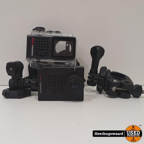 Garmin VIRB Ultra 30 Ultra HD 4K Actie Camera in Nette Staat