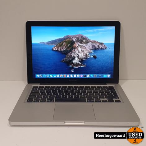 MacBook Pro 13 Inch Mid 2012 - i5 2,5GHz 4GB 128GB SSD