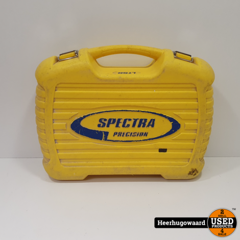 Spectra LT56 Kruislazer Compleet in Doos in Goede Staat