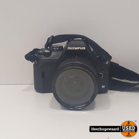 Olympus E-400 Digitale Camera + 14-42mm Lens in Nette Staat