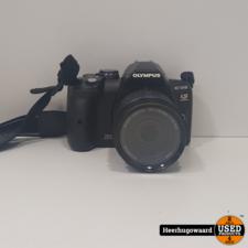 Olympus E-510 Digitale Camera incl. 40-150mm Lens in Goede Staat