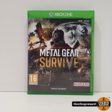 Xbox One Game: Metal Gear Survive