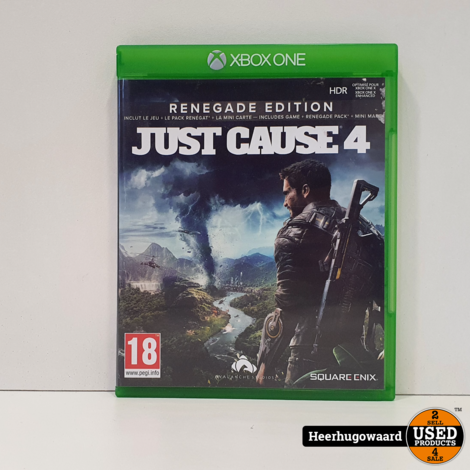 Xbox One Game: Just Cause 4