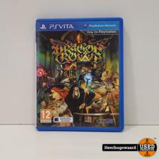 Playstation Vita Game: Dragon's Crown