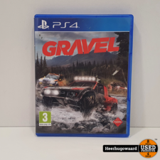 PS4 Game: Gravel