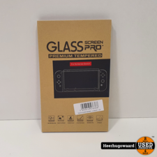 Nintendo Switch Screen Protector Pro Premium Tempered Glass