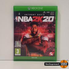 Xbox One Game: NBA 2K20