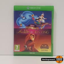 Xbox One Game: Aladdin & The Lion King