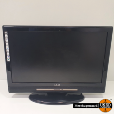 Akai 17,3'' HD Ready TV in Nette Staat Excl. AB