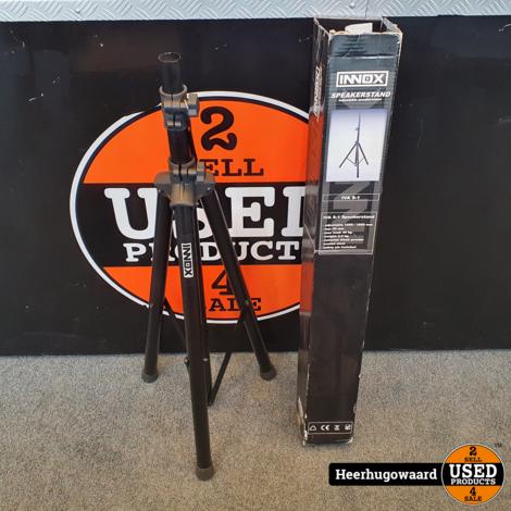 Innox IVA S-1 Speakerstand in Doos in Zeer Nette Staat