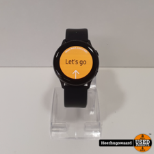 Samsung Samsung Galaxy Watch Active 40mm Black in Goede Staat