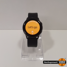 Samsung Samsung Galaxy Watch Active 40mm Black in Goede Staat