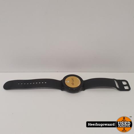 Samsung Galaxy Watch Active 40mm Black in Goede Staat