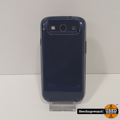 Samsung Galaxy S3 16GB Black Sapphire in Goede Staat