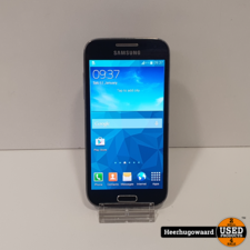 Samsung Galaxy S4 Mini 8GB Black in Goede Staat