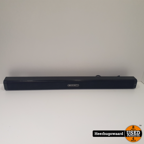 Soundlogic XT Bluetooth Soundbar in Goede Staat