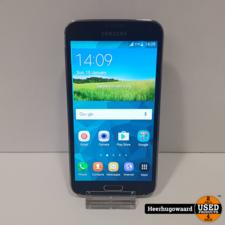Samsung Samsung Galaxy S5 16GB Black in Goede Staat