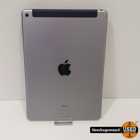 iPad Air 2 64GB Space Gray Wifi in Nette Staat