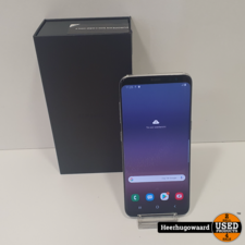 Samsung Galaxy S8 64GB Arctic Silver in Nette Staat