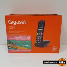 Gigaset E290 Huistelefoon in Doos